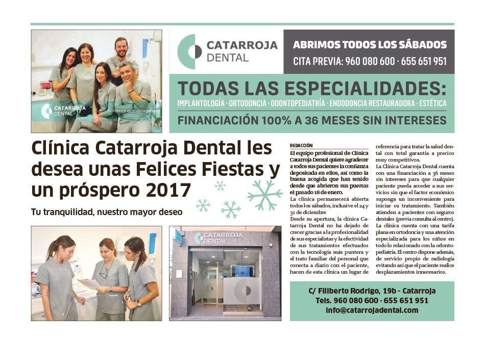 Siempre con nuestro barrio – Catarroja Dental